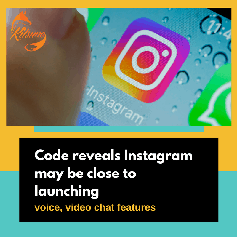Code reveals Instagram may be close to launching voice