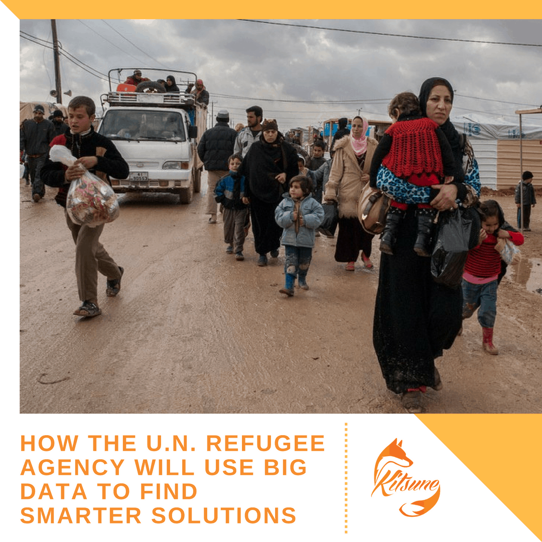 How the U.N. Refugee Agency will use big data to find smarter solutions