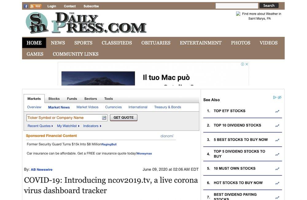 daily press com
