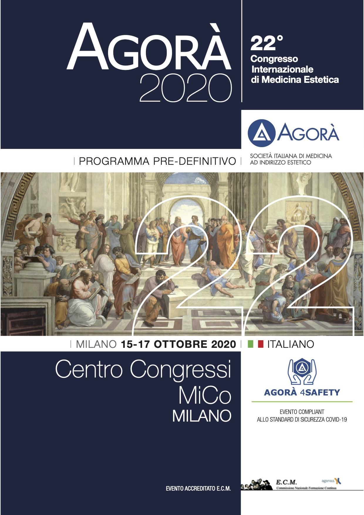 agorà program 2020